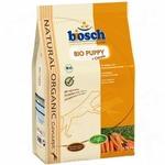 Bosch Bio Puppy сухой корм для щенков с морковью 3,75 кг