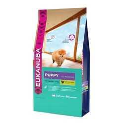 Eukanuba Puppy Toy корм для щенков миниатюрных пород 2 кг