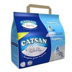 Catsan впитывающий наполнитель дя кошек 5 л