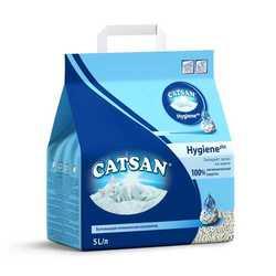 Catsan впитывающий наполнитель 10 л