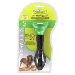 FURminator для мелких длинношерстных собак 4 см