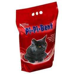 Pi-Pi-Bent Classic комкующий наполнитель 3 кг