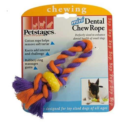 "Petstages игрушка для собак Mini ""Канат"""