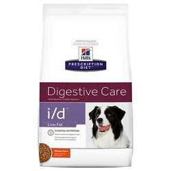 Hills i/d Low Fat сухой диетический корм для собак при лечение ЖКТ низкокалорийный 12 кг