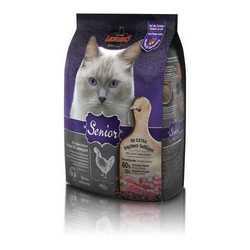 Леонардо сухой корм для пожилых кошек 400 гр