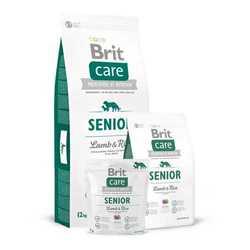 Brit Care Senior корм для пожилых собак 3 кг