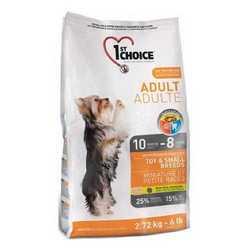1st Choice сухой корм для собак мелких пород 7 кг