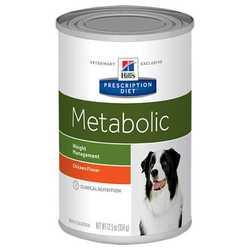 Hills Metabolik диетические консервы для коррекции веса у собак (0,370 кг) 1 шт