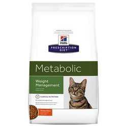 Hills Prescription Diet Metabolic Weight Management  корм для коррекции веса 4 кг