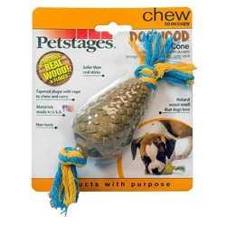 Petstages Dogwood Шишка игрушка для собак 14 см