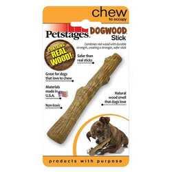 Petstages Dogwood игрушка для собак палочка деревянная 13 см