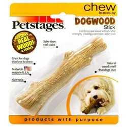 Petstages Dogwood игрушка для собак палочка деревянная 16 см