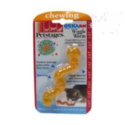 """Petstages """"ОPKA червяк"""" игрушка для кошек"""