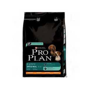 Pro Plan Puppy Original   Сухой корм для щенков всех пород 3 кг