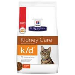 Hills Prescription Diet Feline k/d корм при лечении почек 1,5 кг