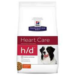 Hills H/D сухой диетический корм для собак при сердечных заболеваниях 5 кг