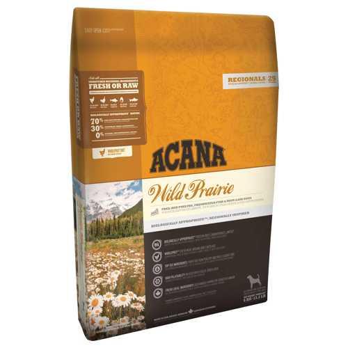 Acana Вайлд прерия сухой корм для собак всех пород с курицей 2.27 кг