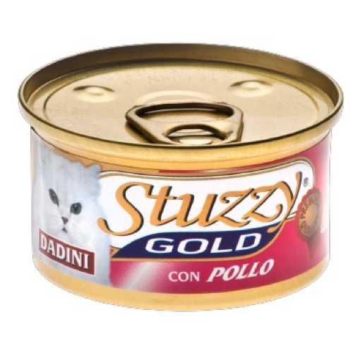 Stuzzy Gold консервы для кошек с курицей (0.085 кг) 24 шт