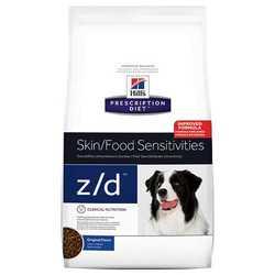 Hills Z/D сухой диетический корм для собак с пищевой аллергией 8 кг