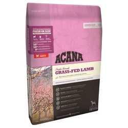 Acana Singles Grass-Fed Lamb сухой корм для собак с Ягненком 340 гр