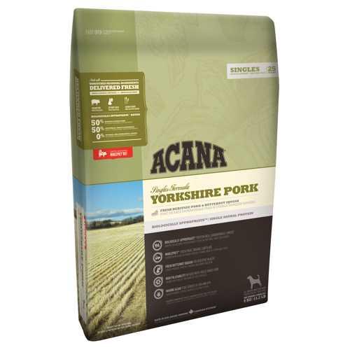 Acana сухой корм для собак со свининой 2 кг