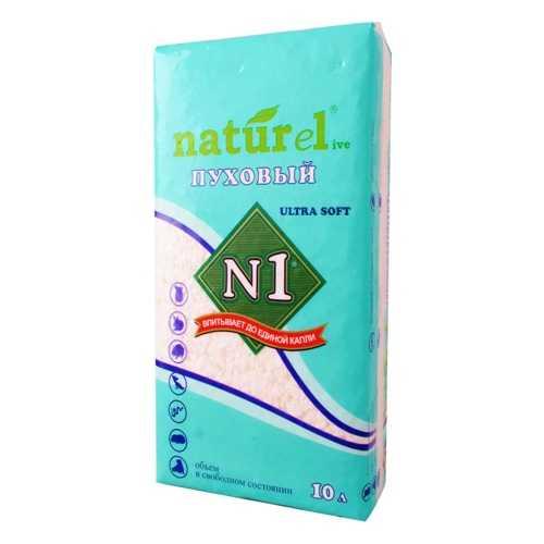 N 1 Naturel ultra soft наполнитель 10 л
