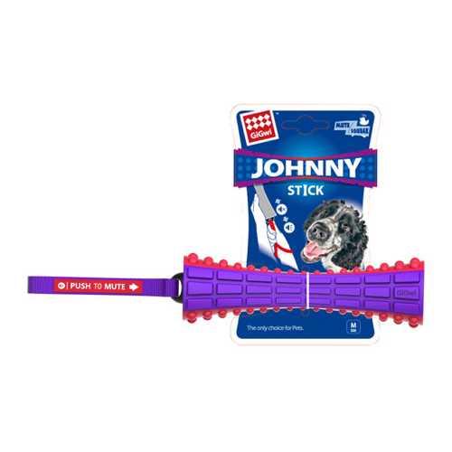 GiGwi игрушка для собак Палка с отключаемой пищалкой