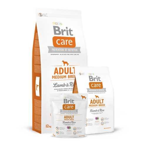 Brit Care Medium сухой корм для собак средних пород 3 кг