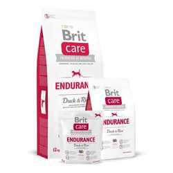 Brit Care Endurance корм для активных собак 3 кг