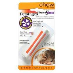 Petstages Beyond Bone игрушка для собаки с ароматом косточки 8 см
