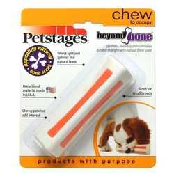 Petstages Beyond Bone игрушка для собаки с ароматом косточки 11 см