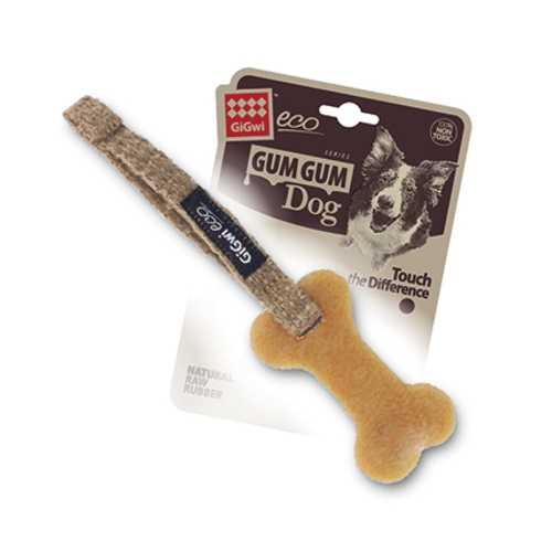 GiGwi игрушка для собак Маленькая кость 10 см