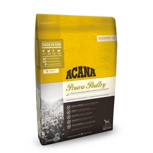 Акана Классикс сухой корм для собак с птицей 2 кг
