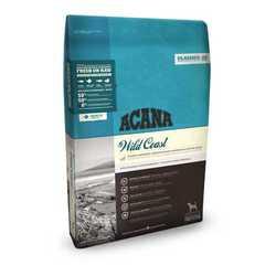 Acana Сlassics Wild Coast корм для собак с рыбой 11,4 кг