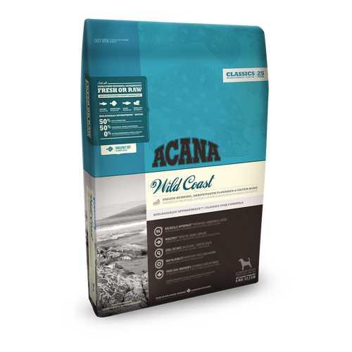 Acana Классикс сухой корм для собак с рыбой 2 кг