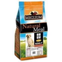 Meglium Gold сухой корм для взрослых собак 15 кг