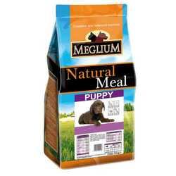 Meglium корм для щенков 15 кг