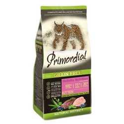 Primordial Kitten беззерновой корм для котят 2 кг