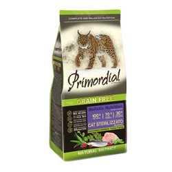 Primordial Sterilizzato беззерновой корм для стерилизованных кошек 2 кг