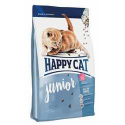 Хэппи Кет Фит & Велл сухой корм для котят 10 кг