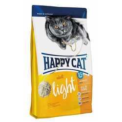 Хэппи Кет Фит & Велл Лайт сухой корм для кошек 4 кг