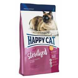 Хэппи Кет Фит & Велл сухой корм для стерилизованных кошек 4 кг