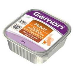 Gemon Adult консервы для собак паштет из индейки (0.15 кг) 24 шт