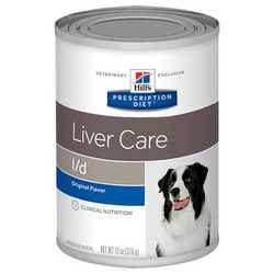 Hills L/D диетические консервы для собак при заболеваниях печени (0,370 кг) 1 шт
