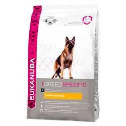Eukanuba German Shepherd корм для собак породы Немецкая Овчарка 10 кг
