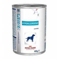 Royal Canin Hypoallergenic |Консервы Роял Канин для собак при аллергии (12 шт х 400 г)