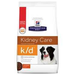 Hills K/D сухой диетический корм при лечении почек 12 кг