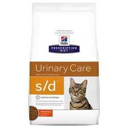 Hills Prescription Diet Feline S/D корм при лечении МКБ 1,5 кг