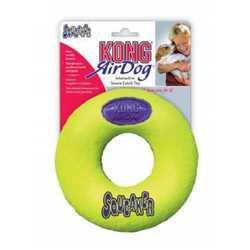 """Kong игрушка для собак Air """"Кольцо"""" малое 15 см"""