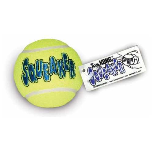 """Kong игрушка для собак Air """"Теннисный мяч"""" большой 8 см"""